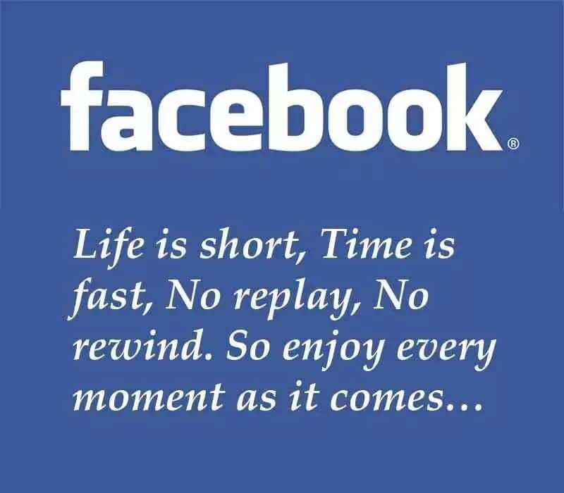 Facebook statuses about life ▷ YEN COM GH