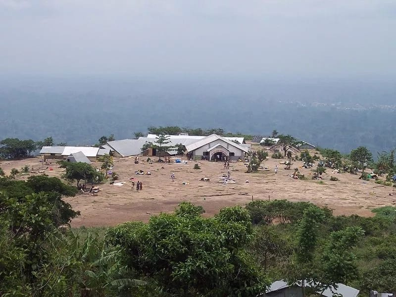 These are Ghana's most popular prayer camps