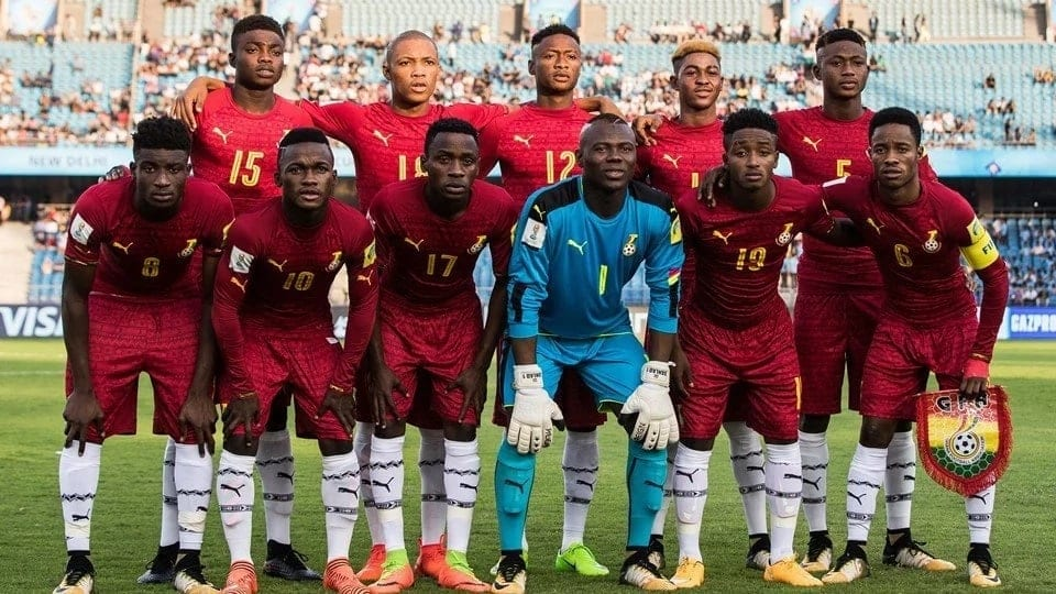 U-17 World Cup: Ghana beat India 4-0 to qualify for next round