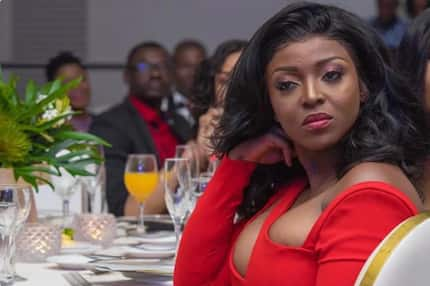 I'm still single - Yvonne Okoro denies rumours of her dating top rapper