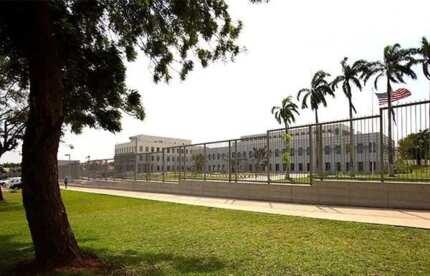 US troops won't enter Ghana under new deal - US Embassy in Ghana