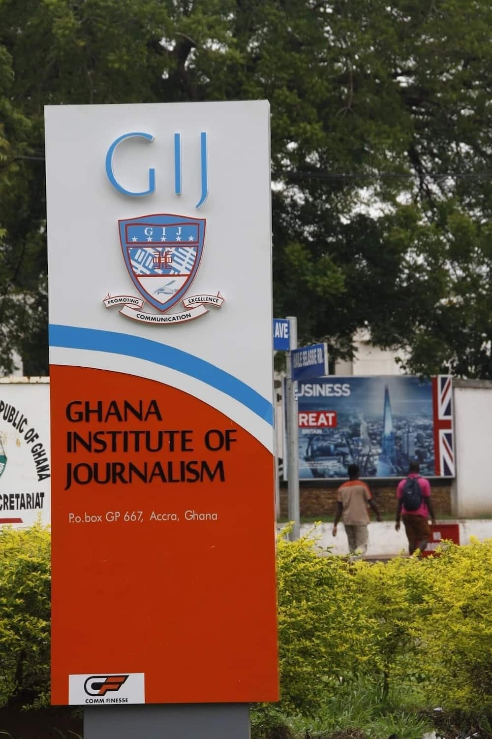 Image result for University Of Ghana School Of Communication Studies admission requirements 2020