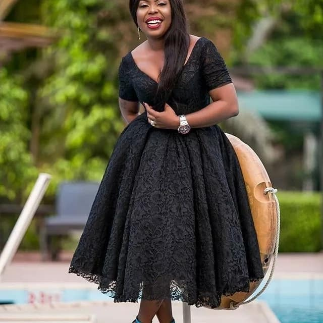 My mother is the one who 'encourages' me to insult Men of God - Afia Schwar reveals