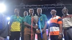 Prempeh College are winners of 2017 National Science & Maths Quiz
