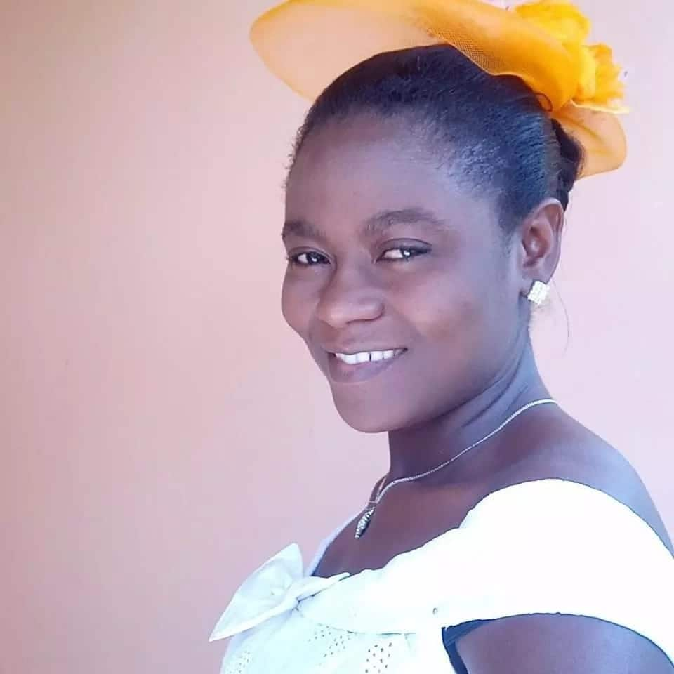 Priscilia Afful died with her two-year-old son, Jadon in an accident involving a VIP bus near Nsawam