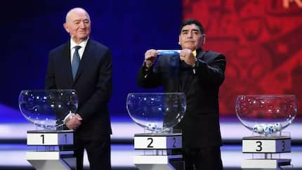 2018 World Cup draw: Nigeria to face Argentina