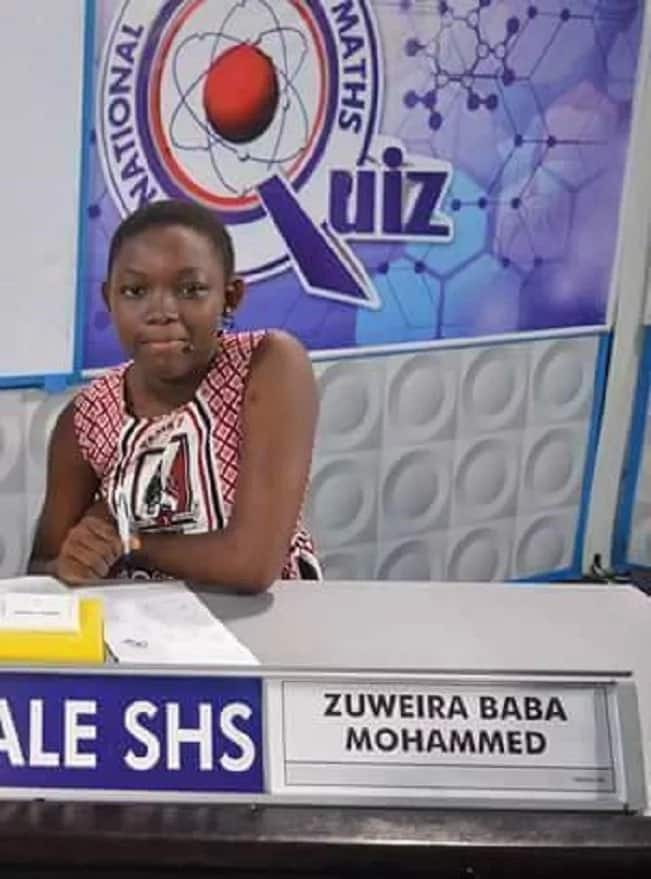 Young Zuweira Mohammed
