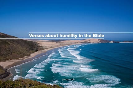 Verses about humility in the Bible