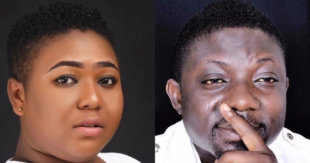 Bill Asamoah is not good in bed - Kumawood's Xandy Kamel claims