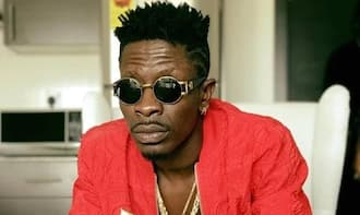 Wild video as US-based Ghanaian lady accuses Shatta Wale of defrauding her of GHC 223k