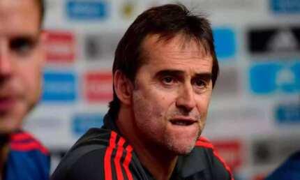 Spain sack Julen Lopetegui on eve of World Cup 2018