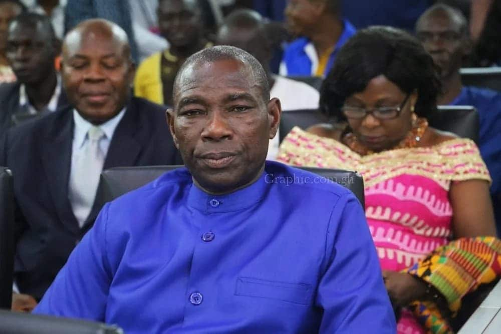 Minister accuses Operation Vanguard officers of taking bribes from illegal miners