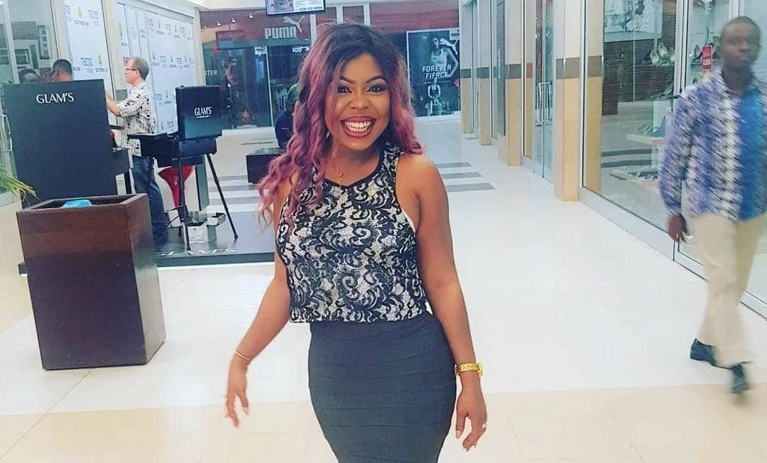 I also want to meet my policeman who would transform my life - Afia Schwar