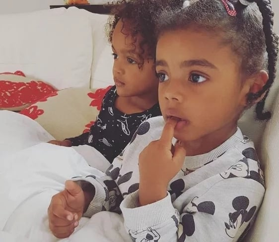 7 times Andre Ayew's daughter blew our minds
