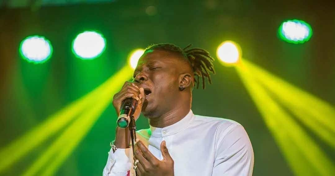 Meet Stonebwoy's 72-year-old dad