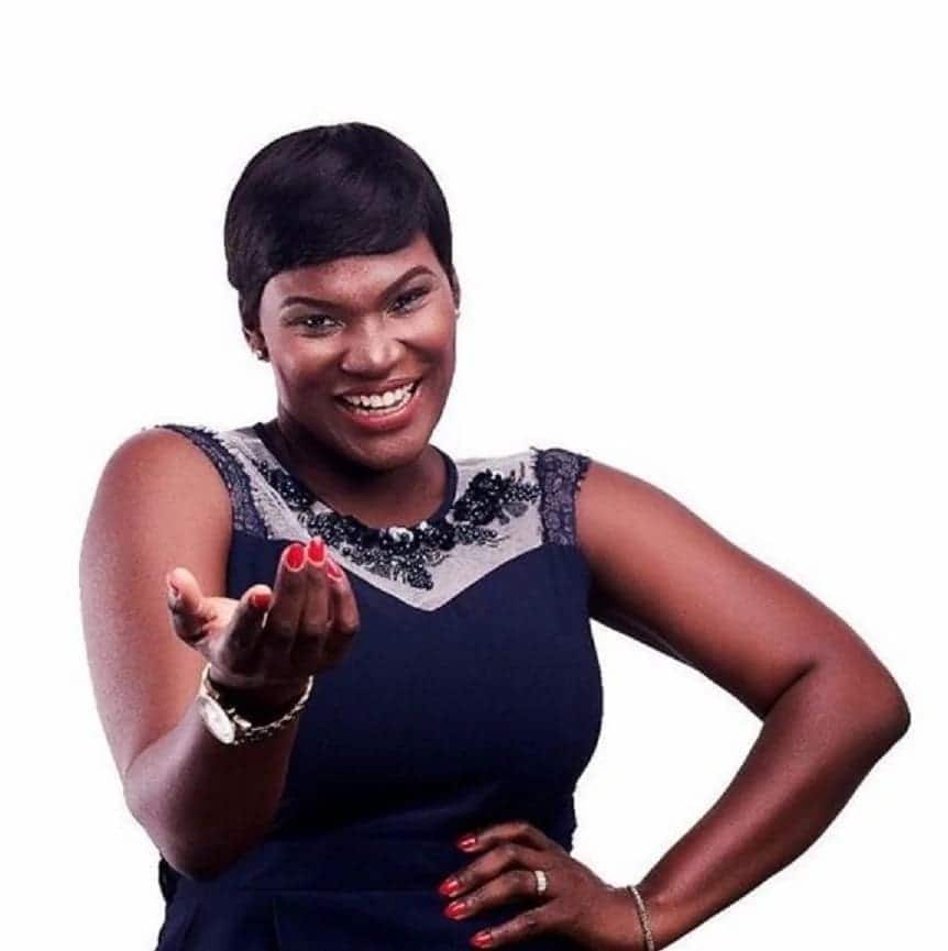 Nana Aba Anamoah and four other 'strong women' who are female 'big-wigs' in media broadcasting