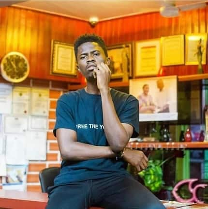 Kwesi Arthur finally speaks about the sad reason why he no longer sings in church