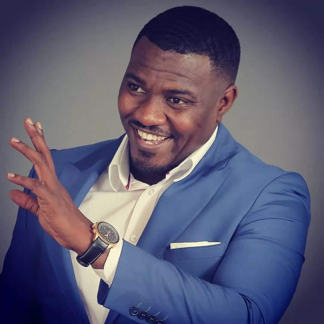 Don't shy away from farming – John Dumelo advices youth