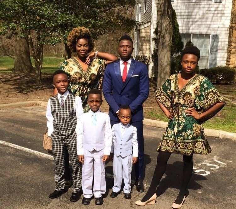 Samuel Inkoom celebrates 12 years of marriage with beautiful photo