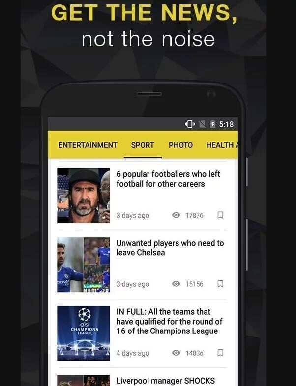 entertainment news in Ghana, yen gh app, latest news ghana