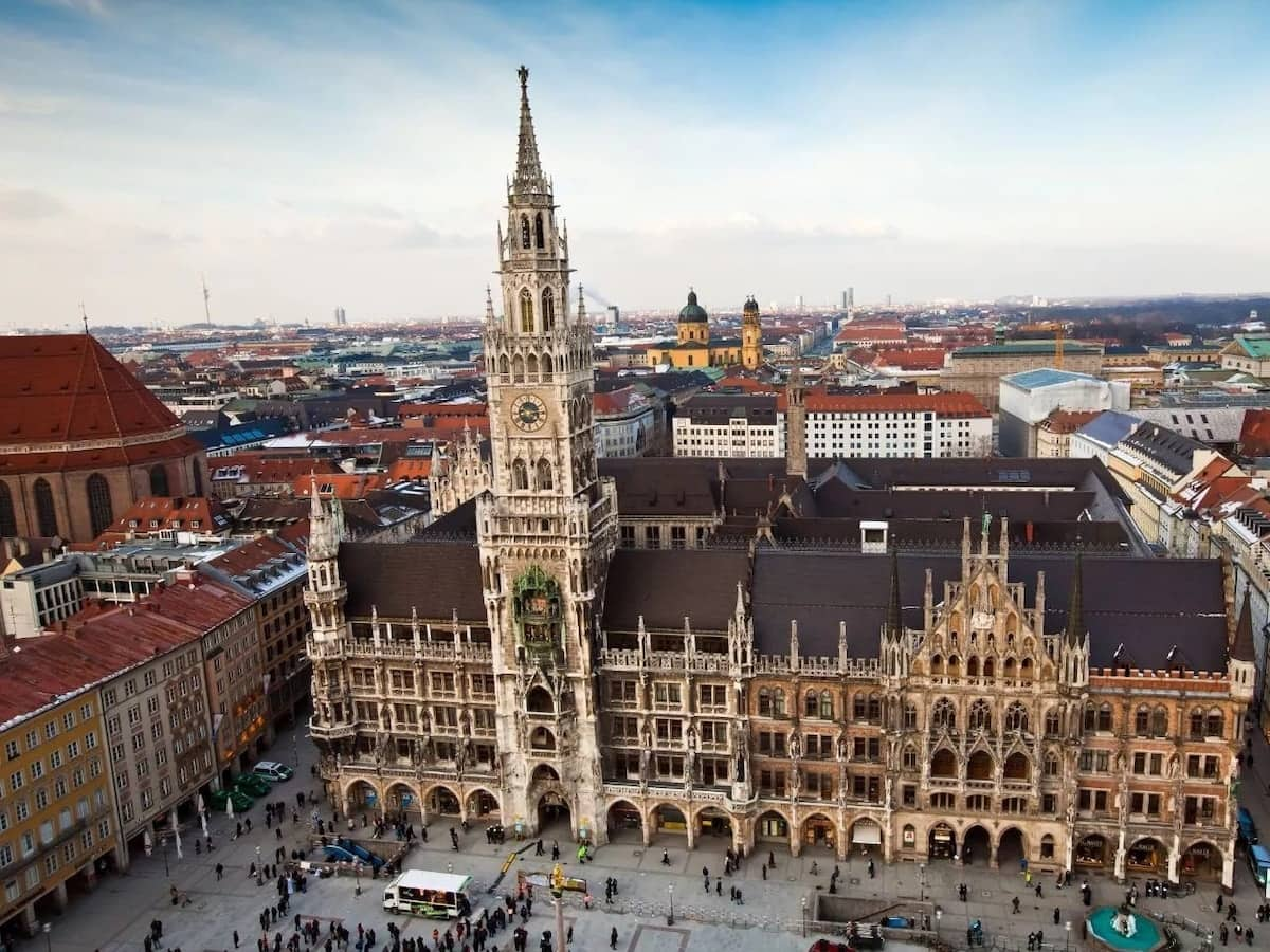cities and towns in germany list of states in germany germany city names