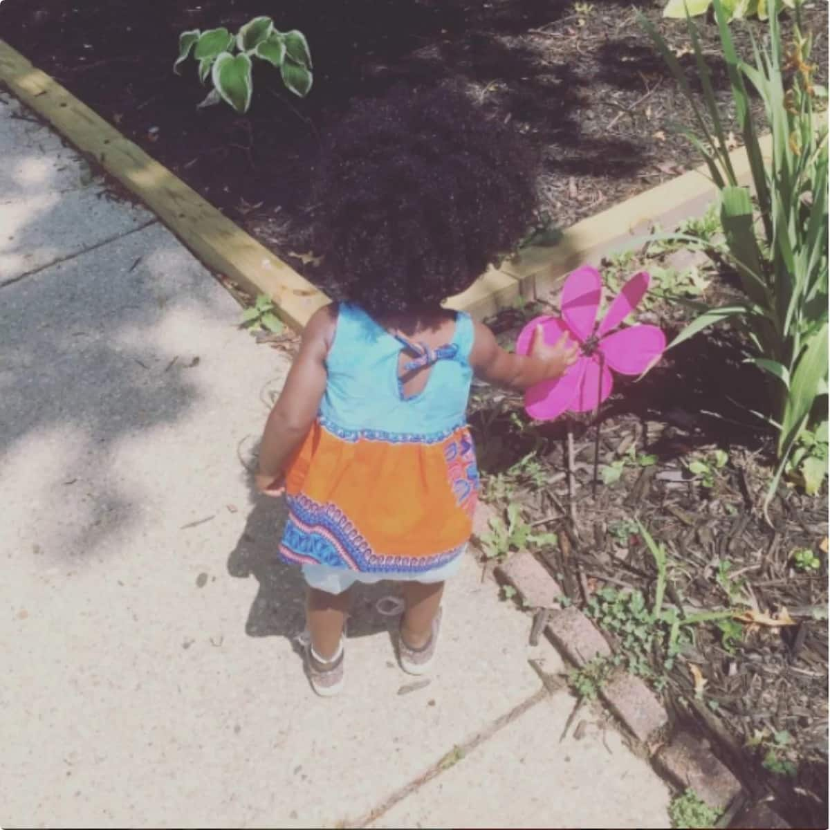 Yaa Pono shares an amazing Daddy-daughter moment on social media
