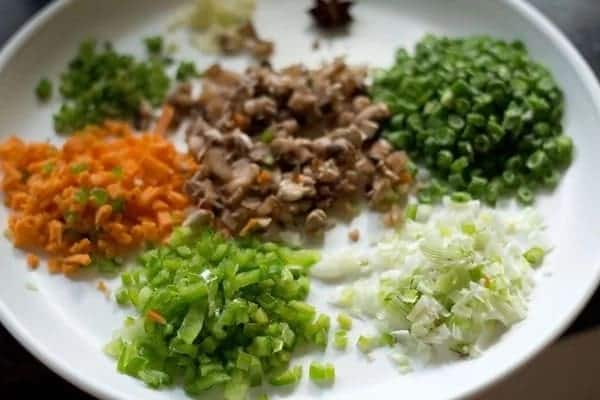 How to prepare fried rice at home