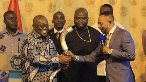 Owusu Bempah drops first prophesy in favor of Nana Addo ahead of 2020 elections