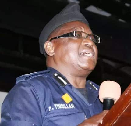 Police recruitment scam: Timbillah fired for involvement in scandal
