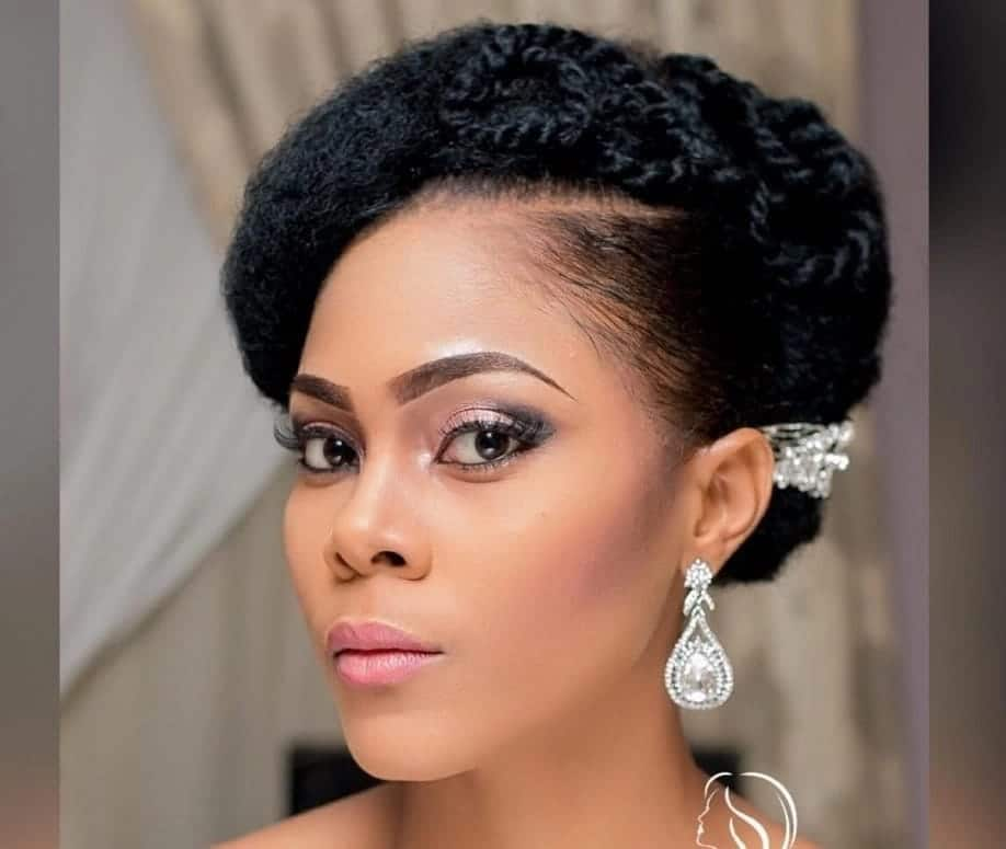 Wedding Hairstyles Ghana: African Natural Hairstyles For Wedding In Ghana YEN.COM.GH