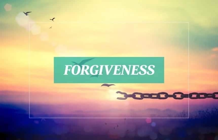 Verses about forgiveness in the Bible ▷ YEN COM GH