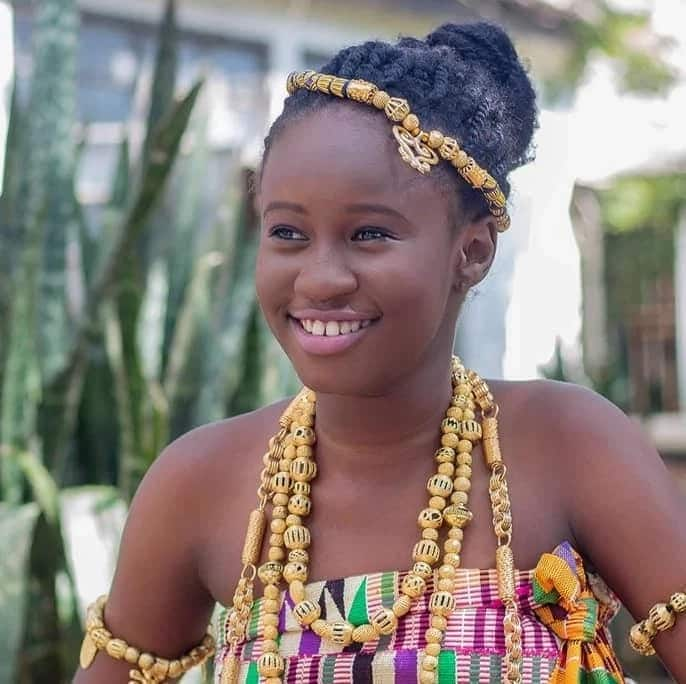 12-year-old girl with autism Yacoba stuns as she models on her birthday (Photos)