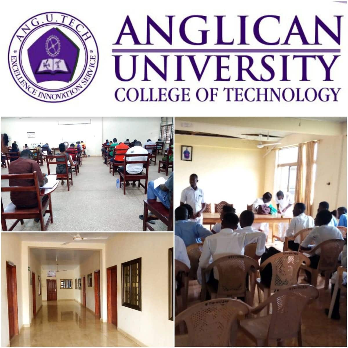 anglican university college of technology nkoranza admission requirements angutech university anglican university admission anglican university college of technology nkoranza