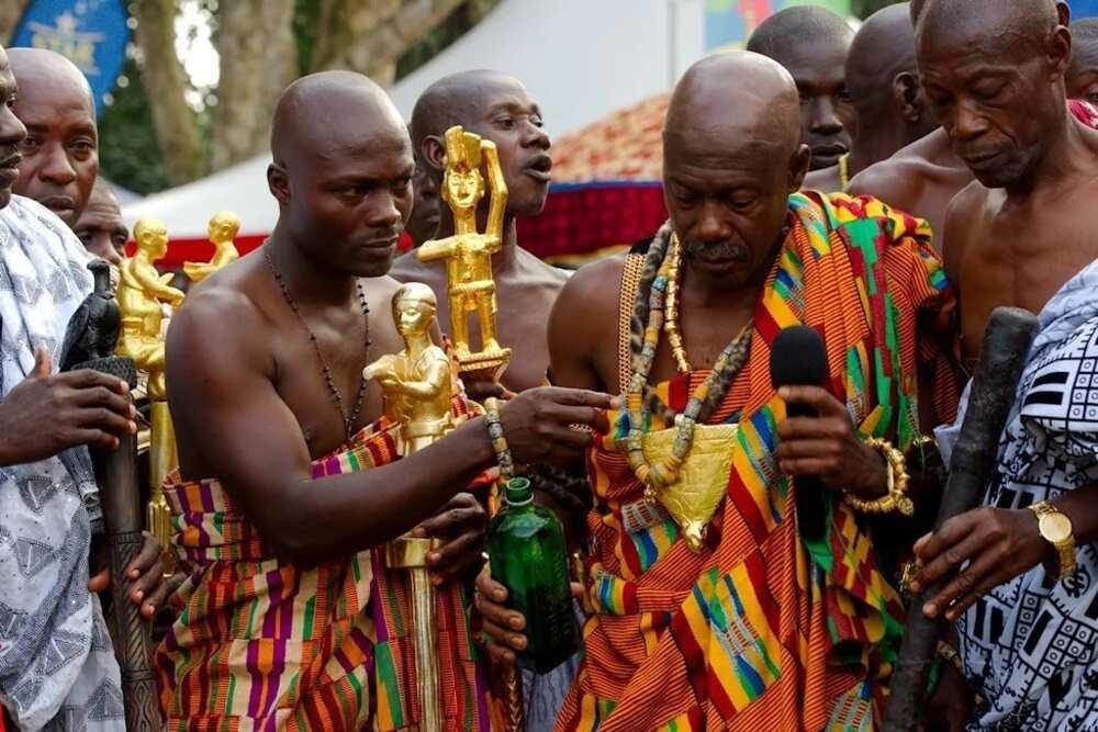 Spoken languages in Ghana