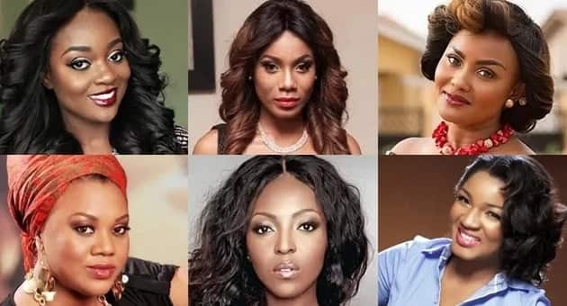 Ghana versus Nigeria: The most beautiful actresses ▷ YEN COM GH