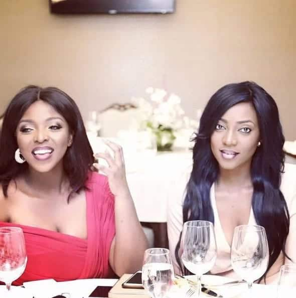 Yvonne Okoro shares this epic throwback
