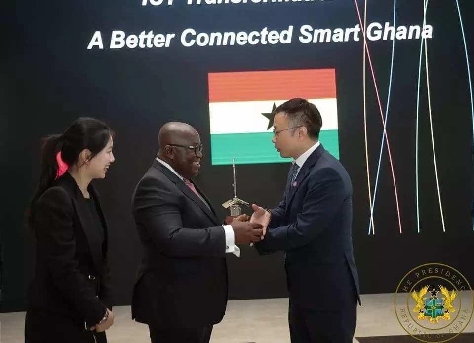 Ghana enters mega economic partnership with China