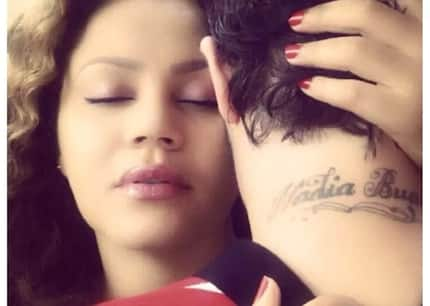Nadia Buari speaks about the 'love of her life' as she shares stunning photos