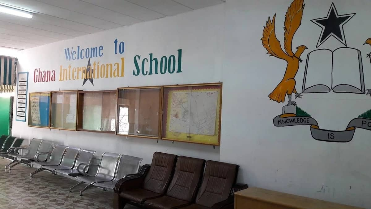 Ghana international school fees for local and international students