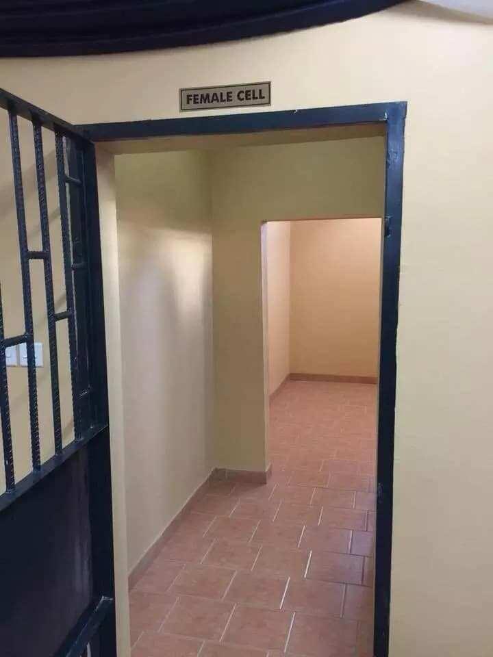 Despite builds ultra-modern police station at Tesano