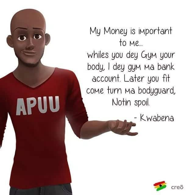 Apuu Ghanaba Creo Images for Men - Find Out What Your Birth Day Says About You