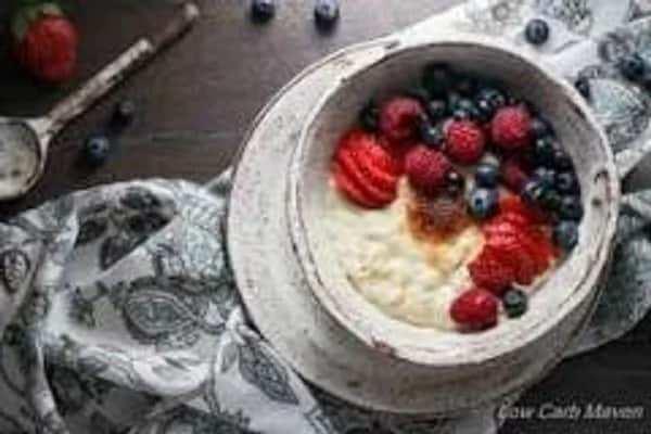 Top 10 Protein Foods for Breakfast- Almond Breakfast Porridge