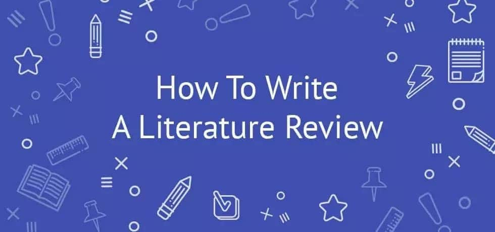 literature review format what is a literature review literature review sample importance of literature review