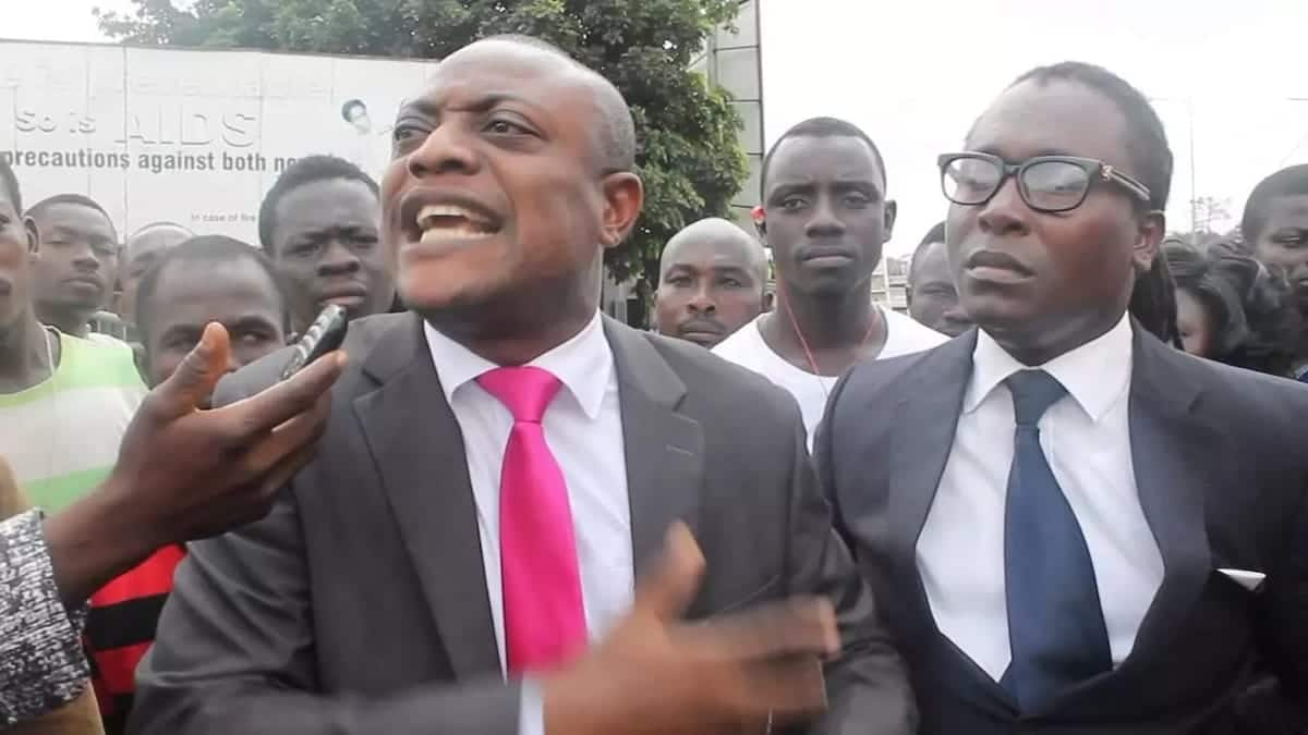 Cocaine allegations: Nana Addo could soon be impeached - Lawyer Maurice Ampaw