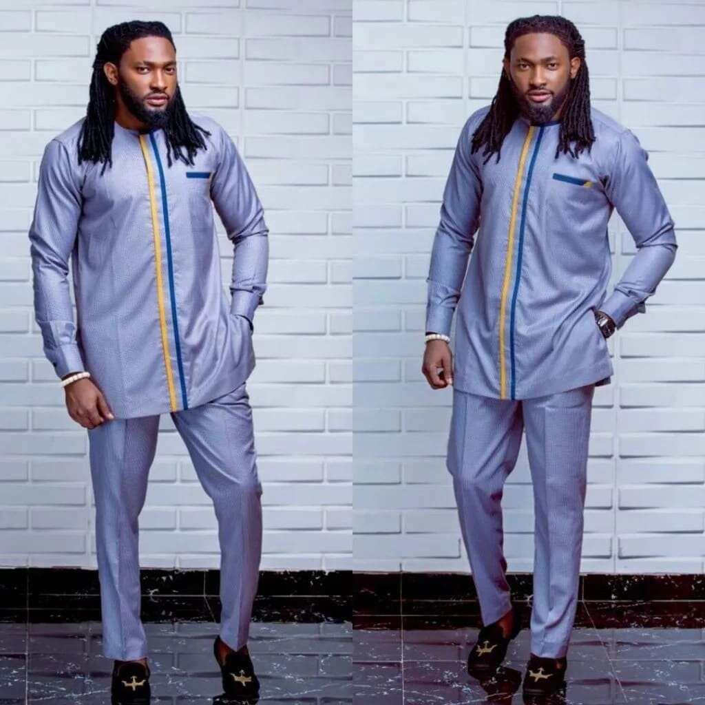 Latest Nigerian Clothing For Men In 2019 YEN.COM.GH