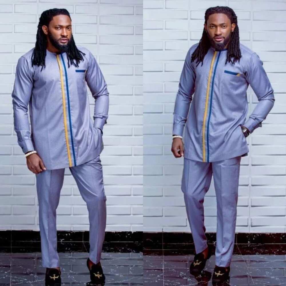 Wedding Hairstyles For Men: Latest Nigerian Clothing For Men In 2019 YEN.COM.GH