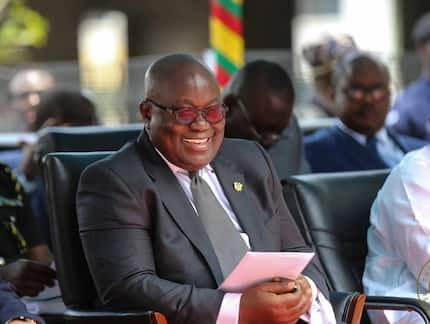 Akufo-Addo leads in nepotism chart in latest corruption watch report