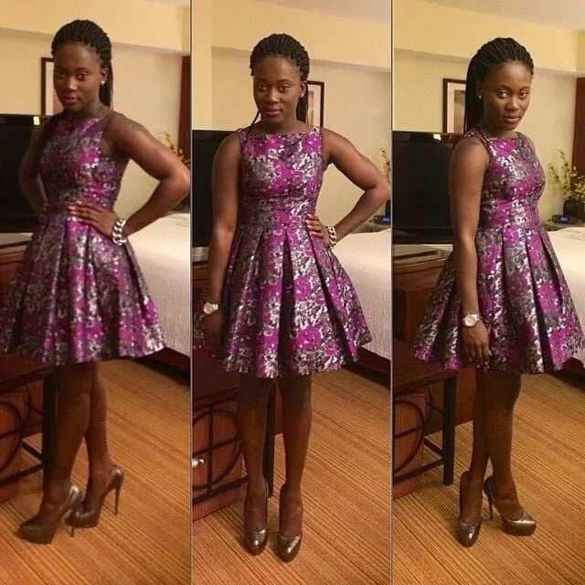 Modern African dresses styles