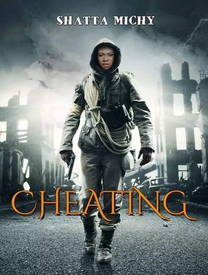 """Shatta Michy's """"Cheating"""" posters appear on social media"""