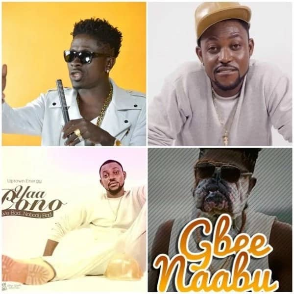 Shatta Wale is very angry; threatens to sue Yaa Pono for falling his wife a lesbian